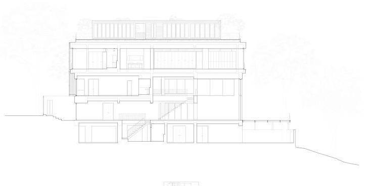 House on Pali Hill; Studio Mumbai