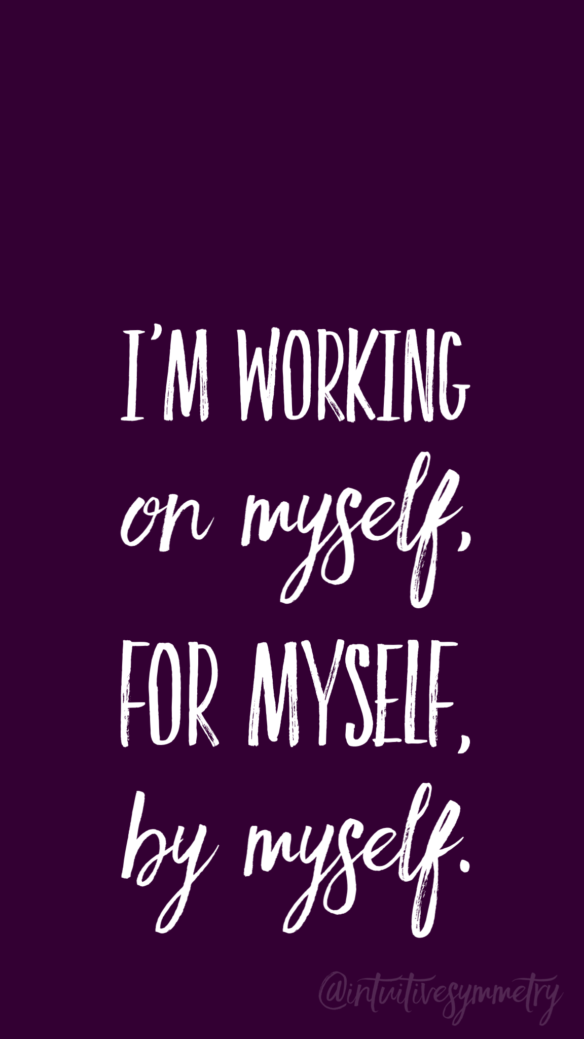 Self Empowerment Remind Yourself Everyday Why You Re Putting