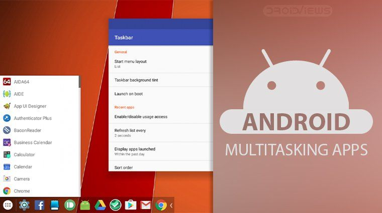 5 Best Multitasking Apps Or App Switchers For Android App