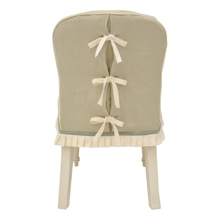 quatrine furniture. Quatrine Furniture - Slipcovered Entry Dining Chair With Knife Pleat Skirt And Ribbon Ties