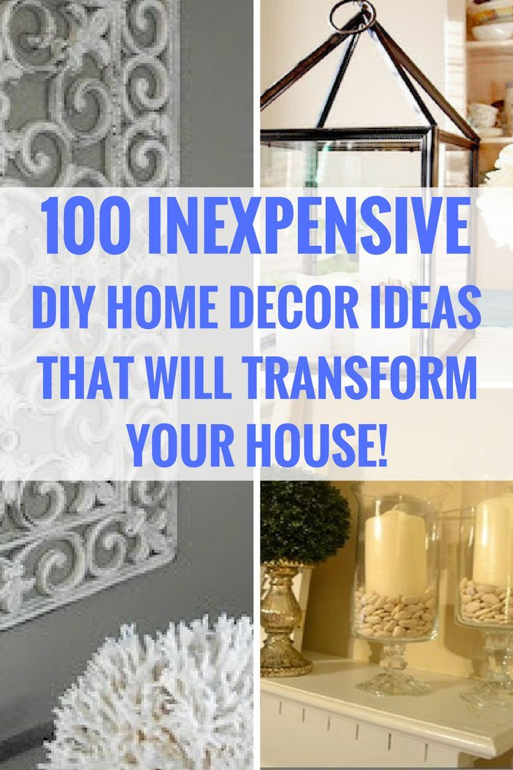 Decorate for less with these dollar store