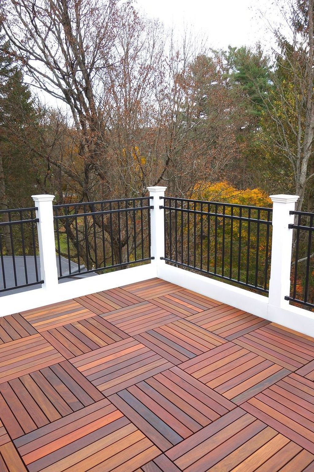 40 Second Floor Deck Ideas To Add