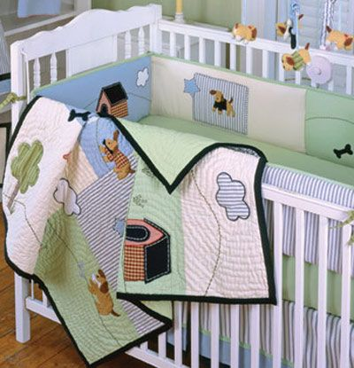 Puppy Nursery Bedding Best Options For A Theme