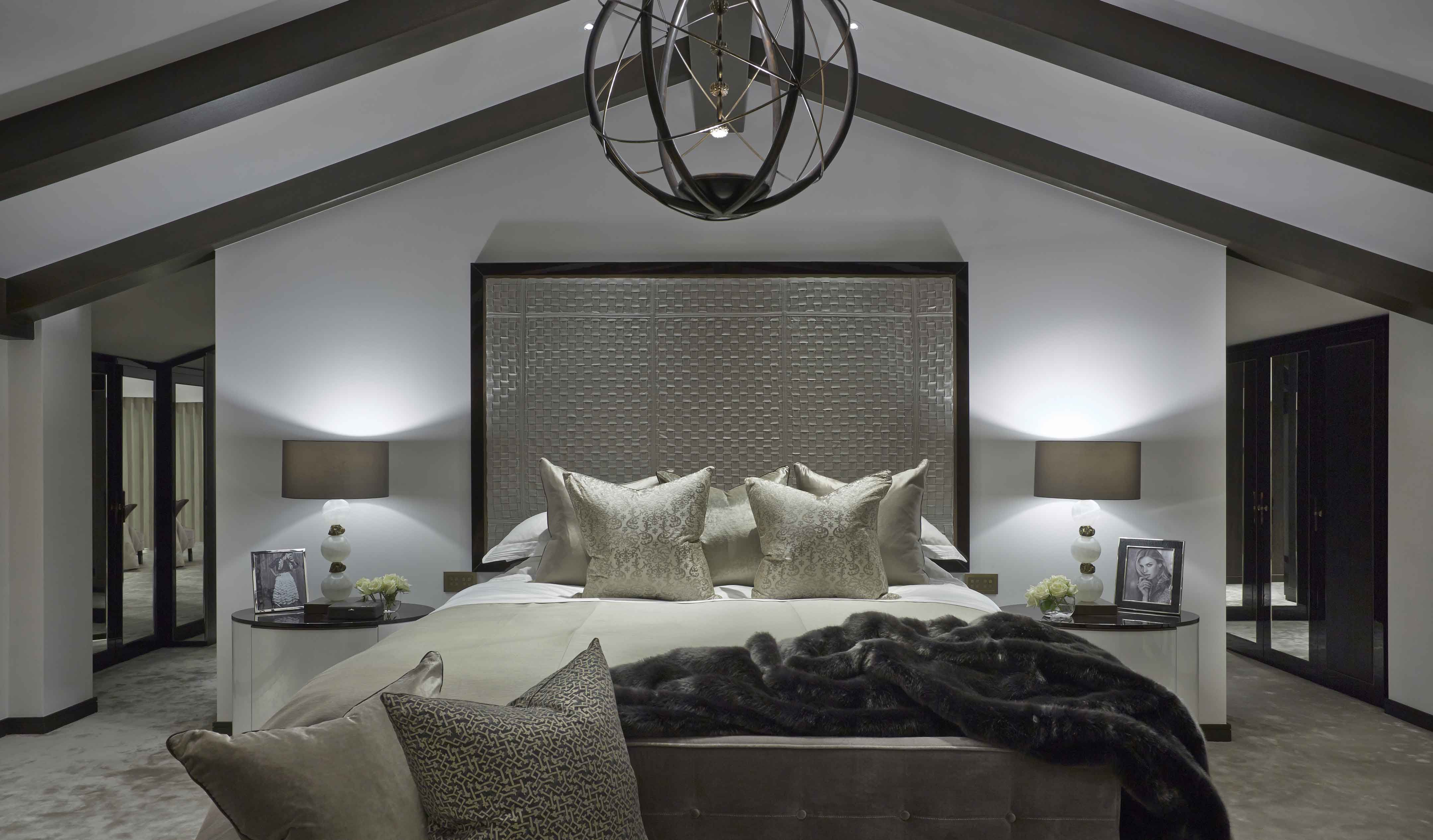 Family Chalet Switzerland   Bedroom @lbdesignstudio Classic Decor, Luxury  Interior, Best Interior Designer