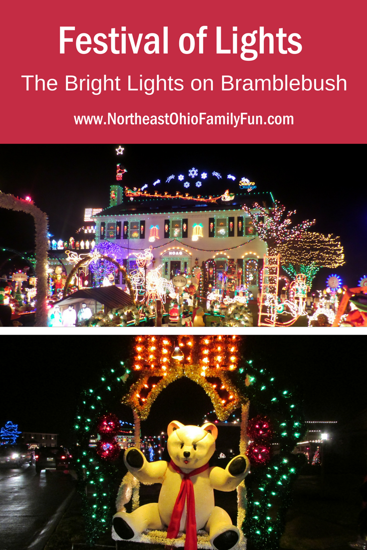 Christmas At Crownpoint Musical Christmas Light Display Massillon Ohio