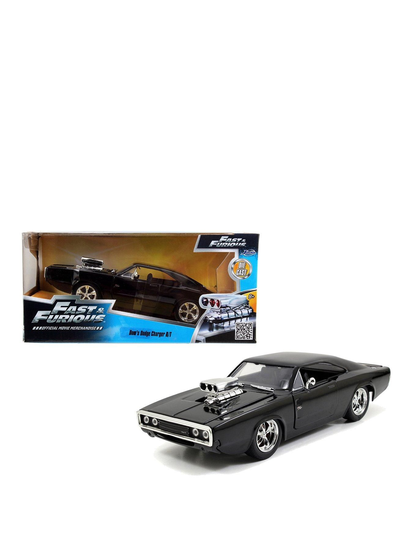 Fast Furious Rc 1970 Dodge Charger 1 24 In One Colour Dodge Charger Fashion Branding All Brands