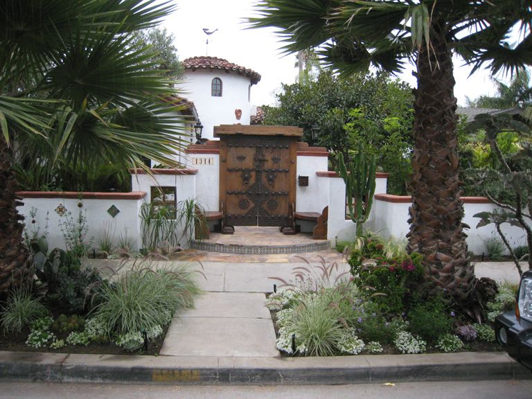 Santa Barbara Style Furniture Spanish Colonial Revival And