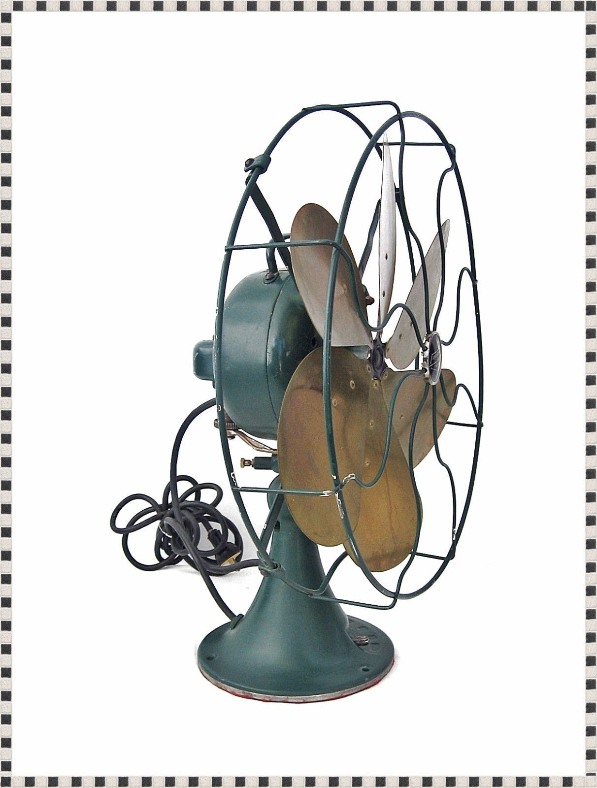Vintage 1920 S 16 Quot Emerson Electric Oscillating 3 Speed 6