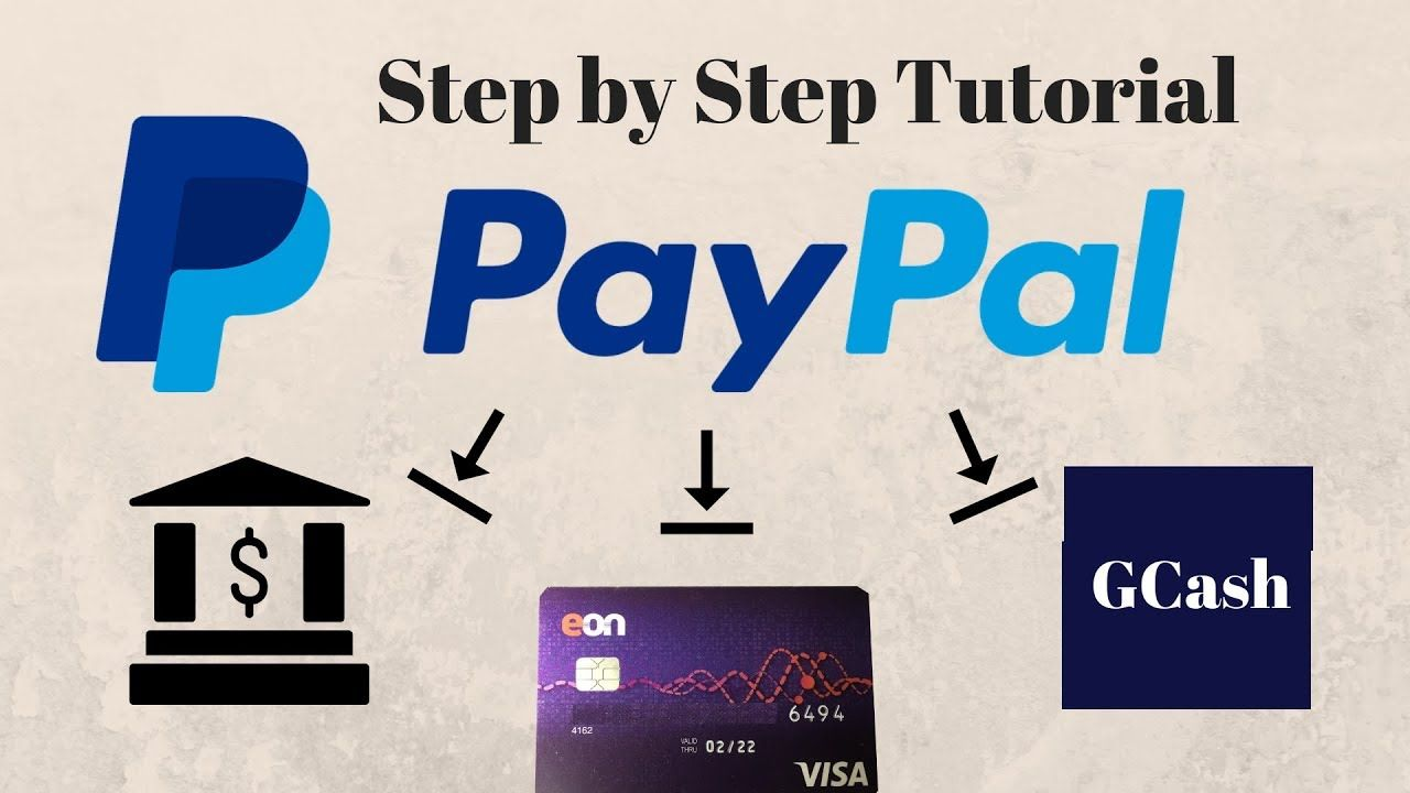How to Register in Paypal Step by Step - Paypal to Bank