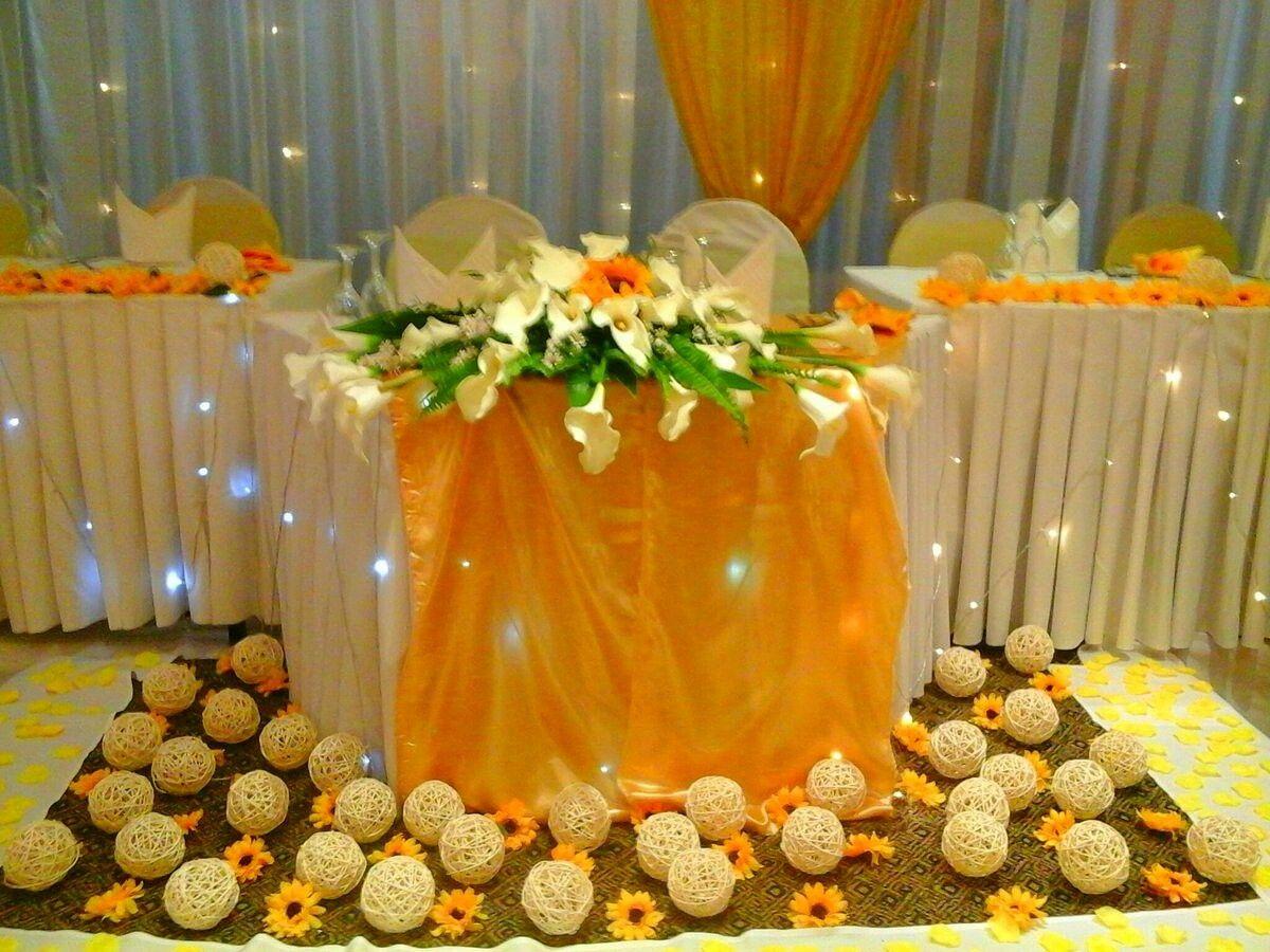 Zambian wedding decorations  Dmarks florist and events dmarksflorist on Pinterest