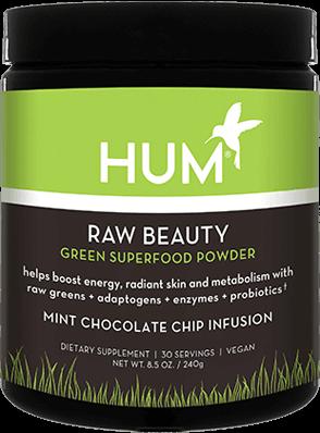 Raw Beauty Hum Nutrition Beauty Vitamins Supplements Hum Nutrition Beauty Vitamins Green Superfood Powder