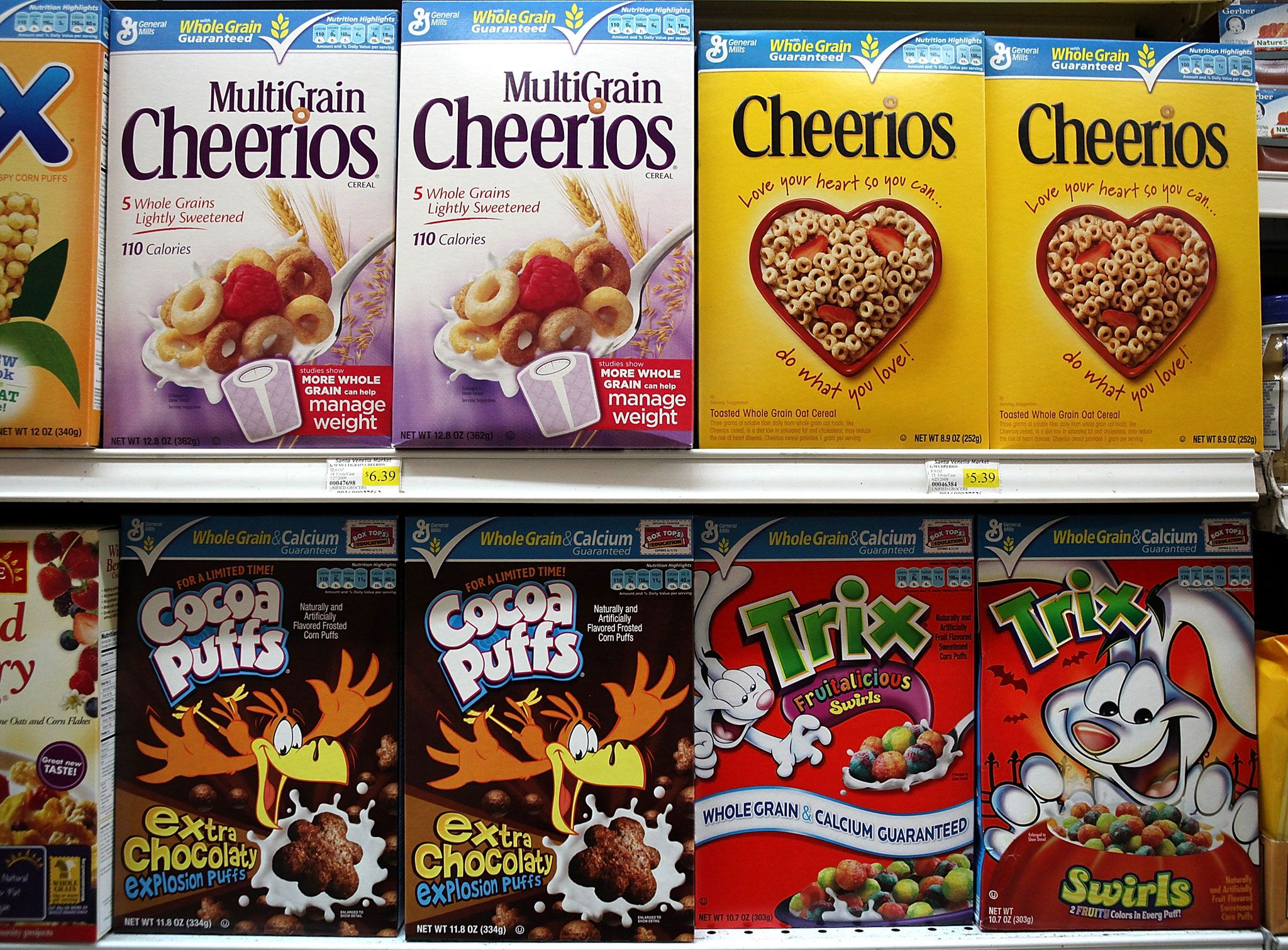 The baffling reason many millennials don't eat cereal