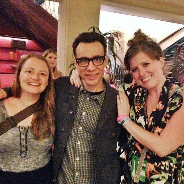 A few guests recently spotted Portlandia star Fred Armisen at the InterContinental Austin!