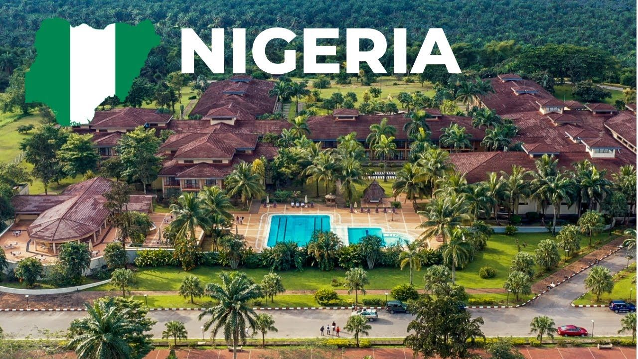 Is this the Most BEAUTIFUL place in Nigeria? Most