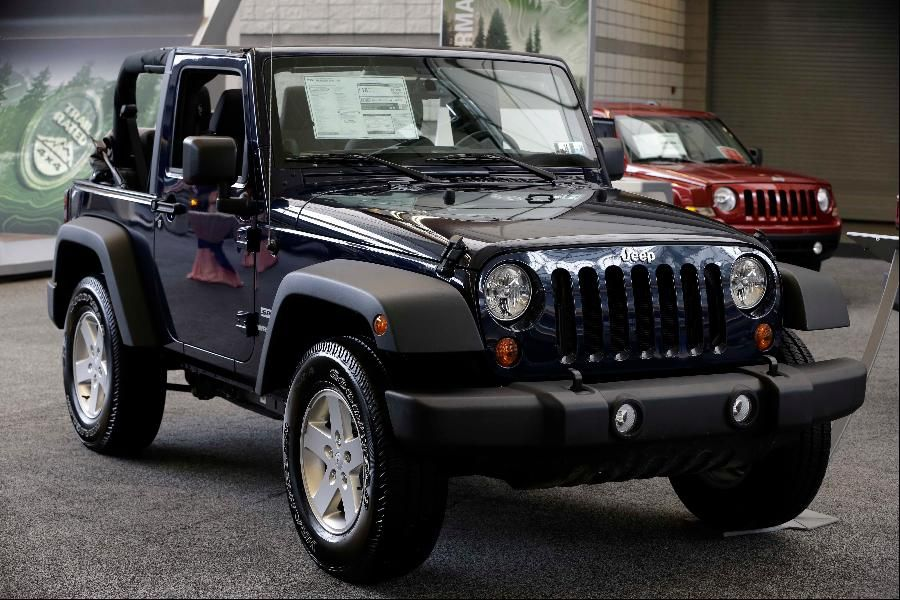 1. Jeep Wrangler Sport Jeep wrangler sport, Wrangler