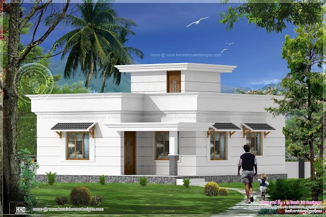 35 Small And Simple But Beautiful House With Roof Deck Small
