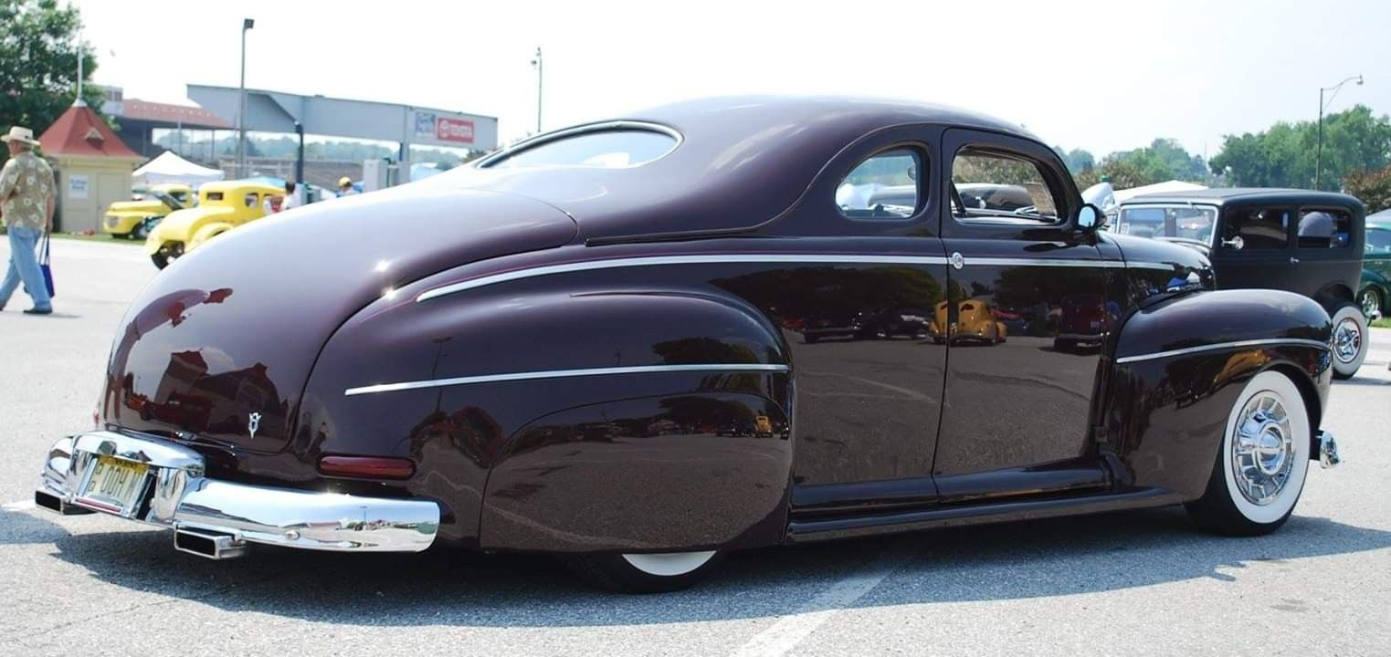 1941 Ford Coupe Classic Cars Vintage Custom Cars Pony Car