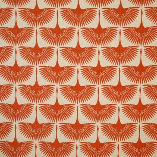 Pindler Crane Persimmon Fabric Fabric Upholstery Fabric For
