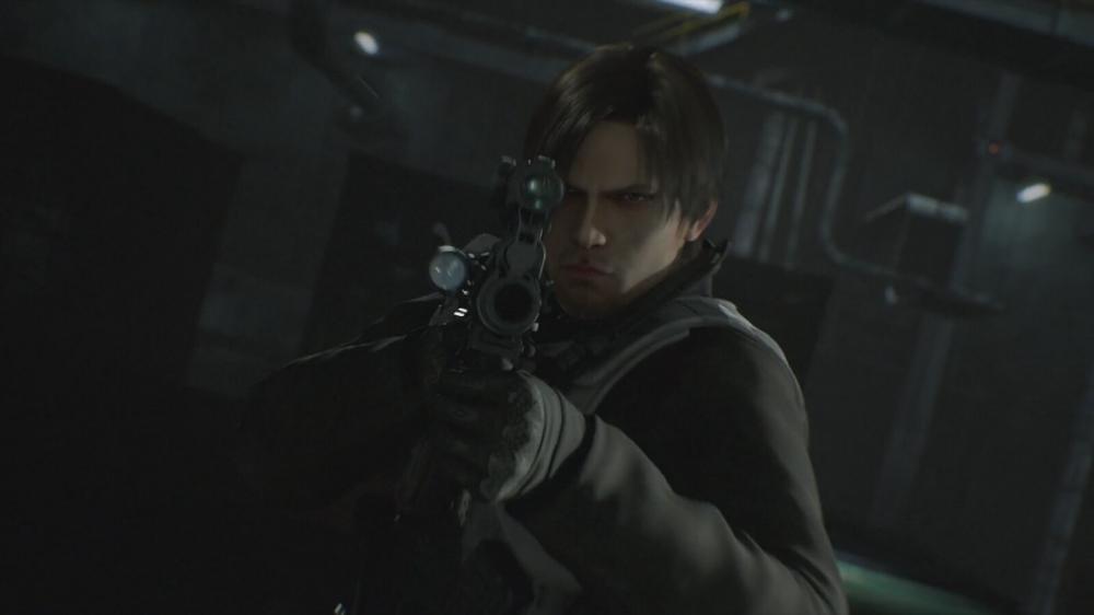Leon S Kennedy In Resident Evil Damnation Resident Evil Damnation Resident Evil Resident