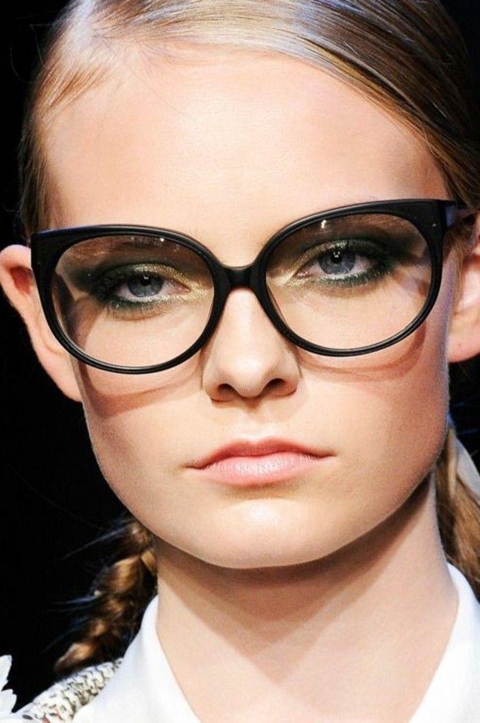 e4423d9d71417c ... accessoire top! Comment choisir son modèle  - Archzine.fr. lunettes  sans correction pour les filles chic