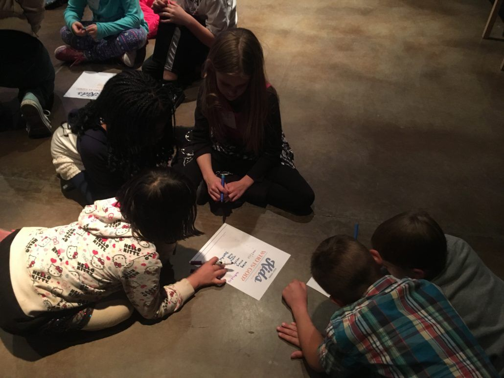 4 Week Prayer Series for Kids Prayers, Prayer service