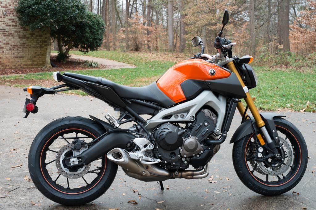 2016 Yamaha FZ-09 Horsepower Review