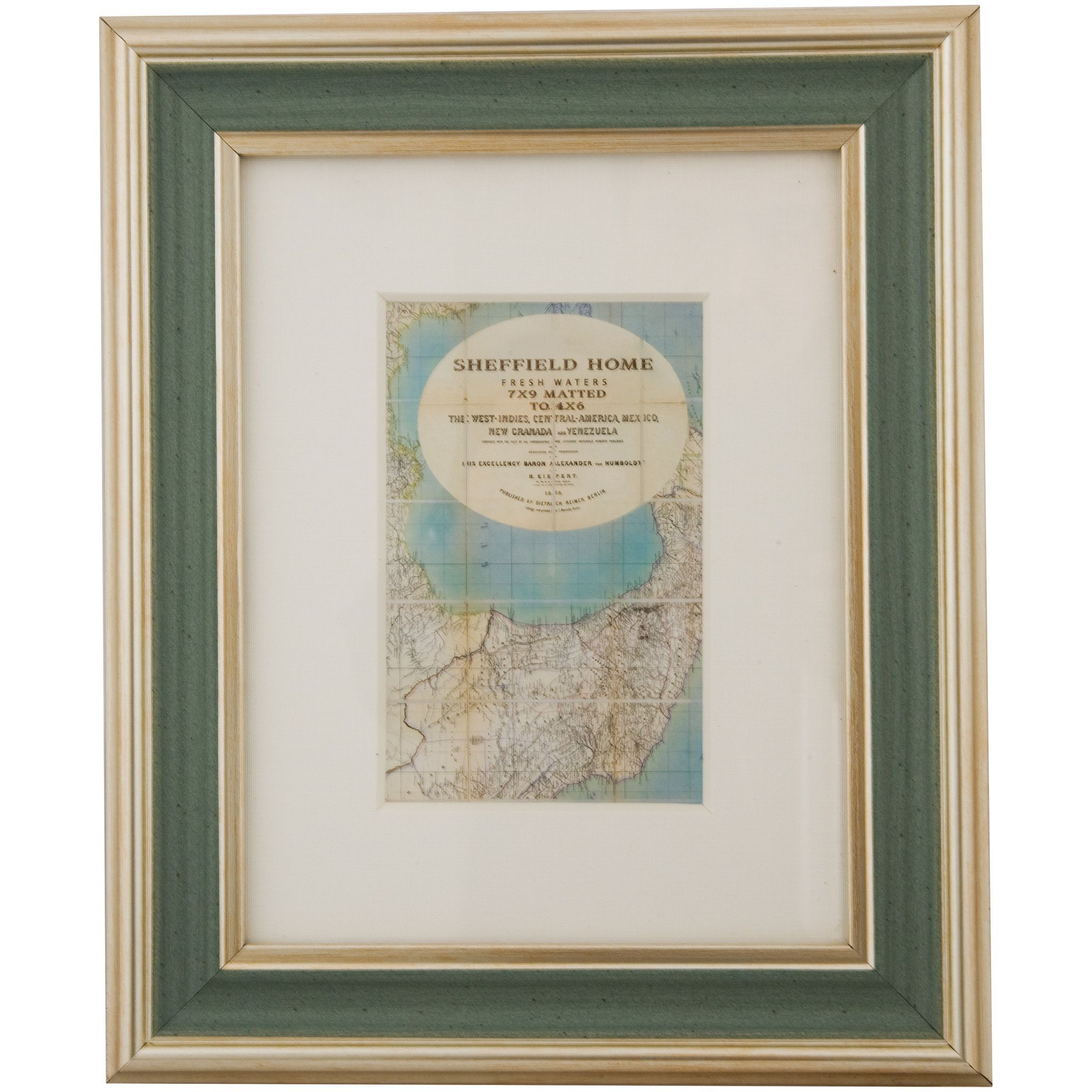 Home interior frames parisian home nantucket mat picture frame  photo frame  products