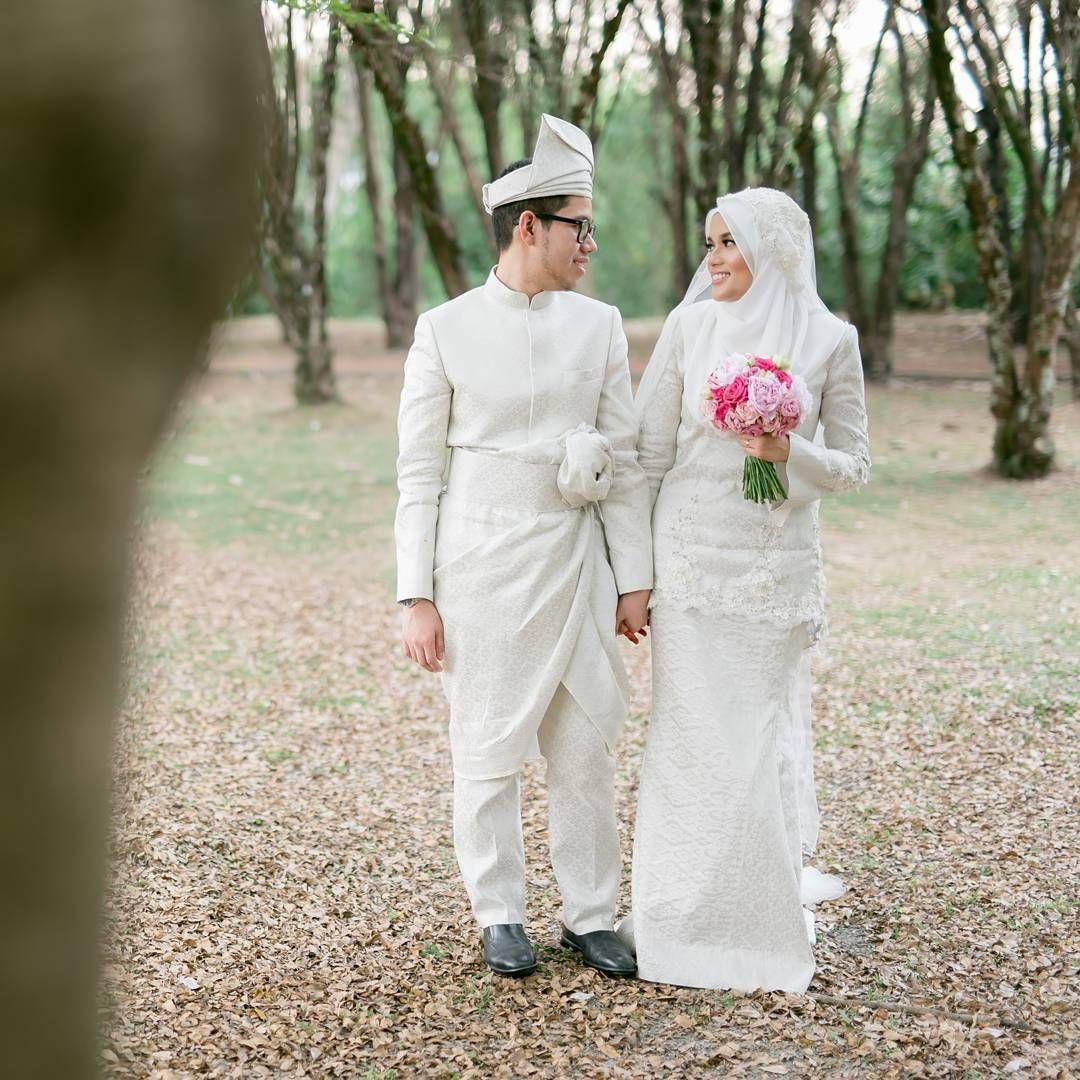 The wedding of adam ellyna op az muslim bridal hijabniqab