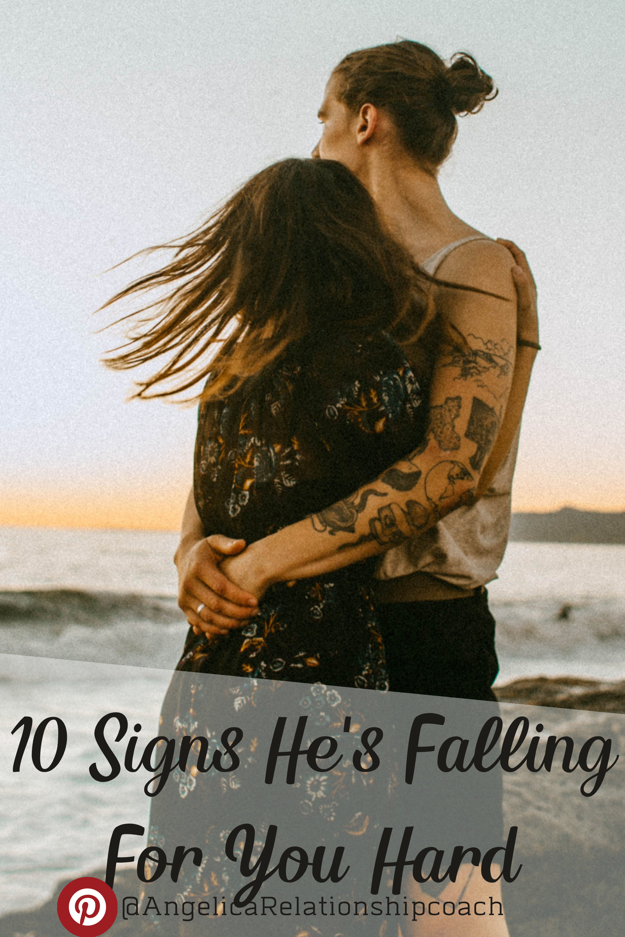 10 Singns He's Falling For You Hard #relationshipadvice #RelationshipGoal #relationshipproblems