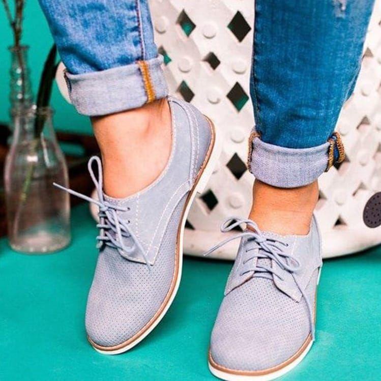 10 Zapatos Cómodos Que Puede Llevar A La Oficina Zapatos Cómodos Zapatos Para Trabajar Mujer Tipos De Zapatos Mujer