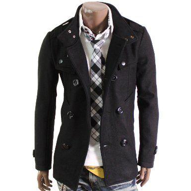 My pea coat..