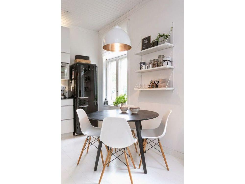 Tavolo Da Pranzo Ikea : Scandinavo cucine piccole nel arredamento