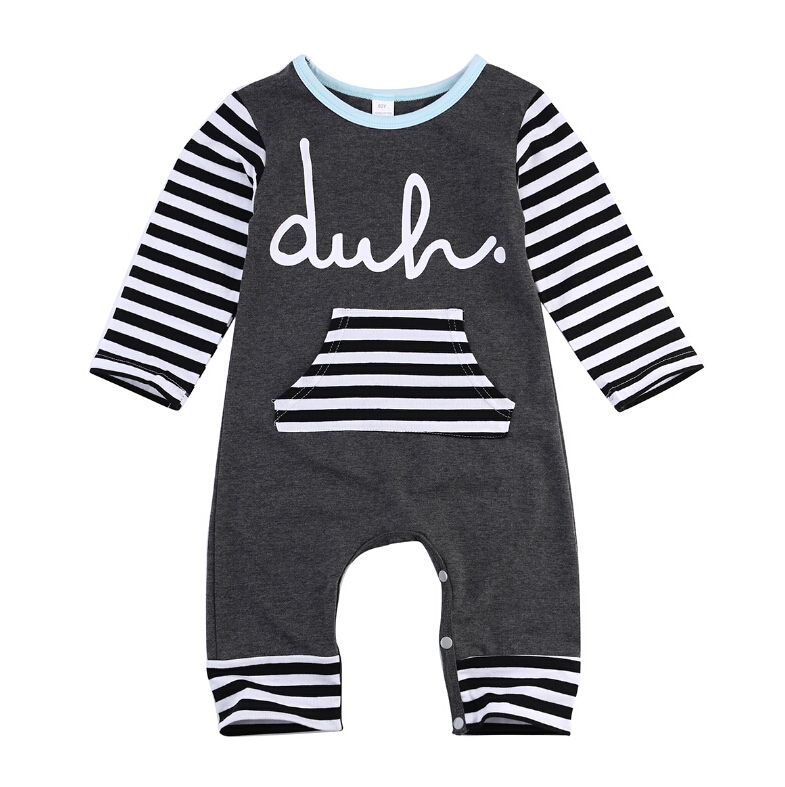 440b1f134817 Click to Buy    Long Sleeve Cotton Warm Romper Children Infant Boy ...
