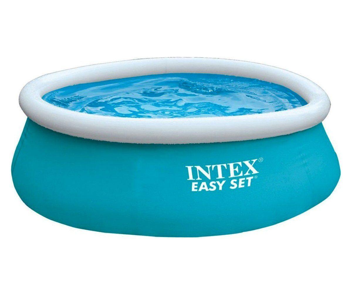Intex 28101eh Easy Set Inflatable Swimming Pool 6 X 20