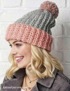 Bobble Hat - Free Crochet Pattern  d41d7f88dbf