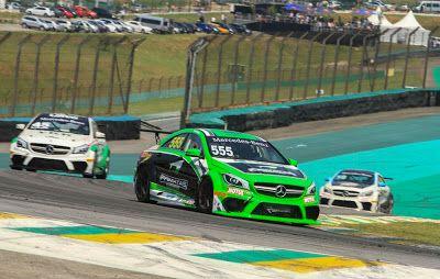 #Brasil: Mercedes-Benz Challenge: Renato Braga faz etapa se...
