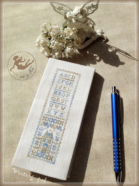 Tralala_ABC Petite Maison    Nina's Threads: Blue Bunny