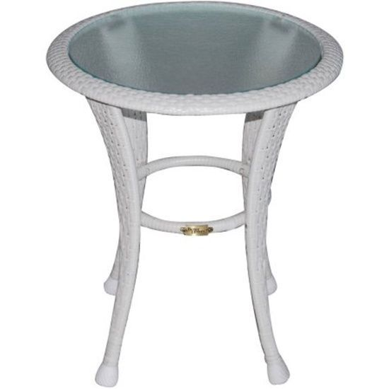 fb414054f429fd3239c68f8d9798e82d - Better Homes And Gardens Azalea Ridge Outdoor Side Table White