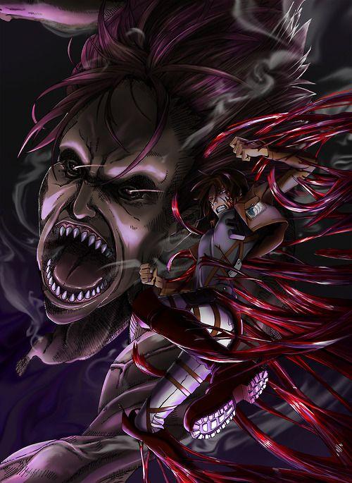 Ymir / titan form … | Attack on titan | Pinterest | Ymir, Anime ...
