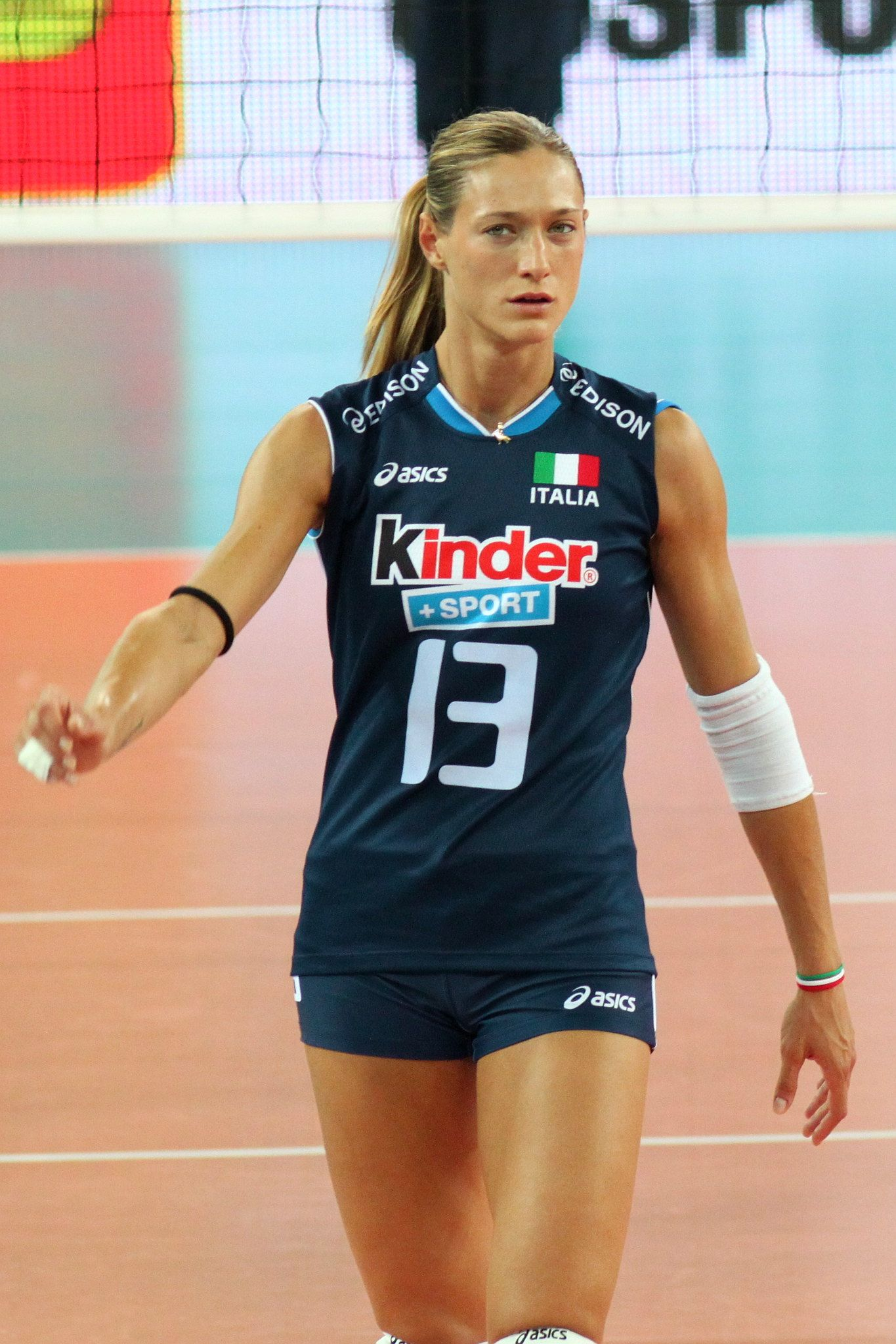 Valentina Arrighetti In 2020 Female Volleyball Players Women Volleyball Female Athletes