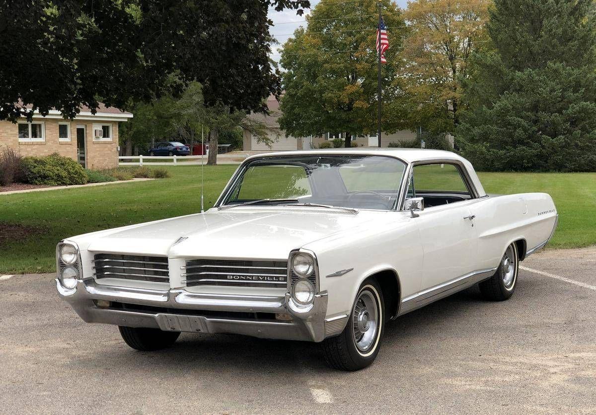 1964 Pontiac Bonneville For Sale 2172452 Hemmings Motor News