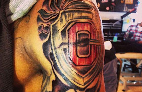 Ohio State Buckeyes Tattoo Designs Ekenasfiberjohnhenrikssonse