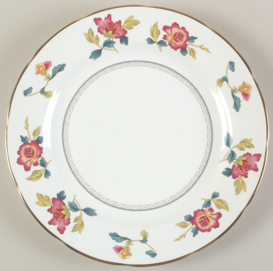 A beautiful Wedgwood china pattern.  sc 1 st  Pinterest : wedgwood dinnerware patterns - pezcame.com