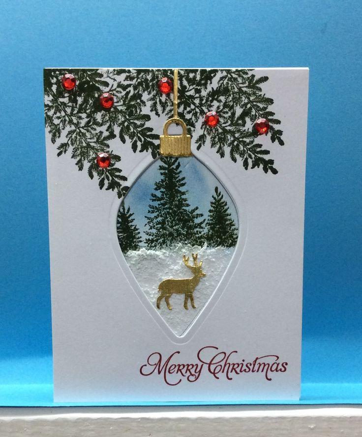 christmas card ornaments homemade christmas cards xmas