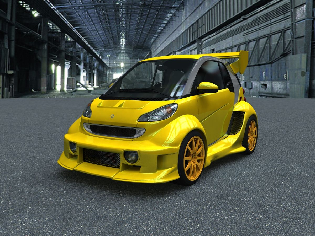 Smart Car Body Kits NOTE; SMARTRIDEZ productlines