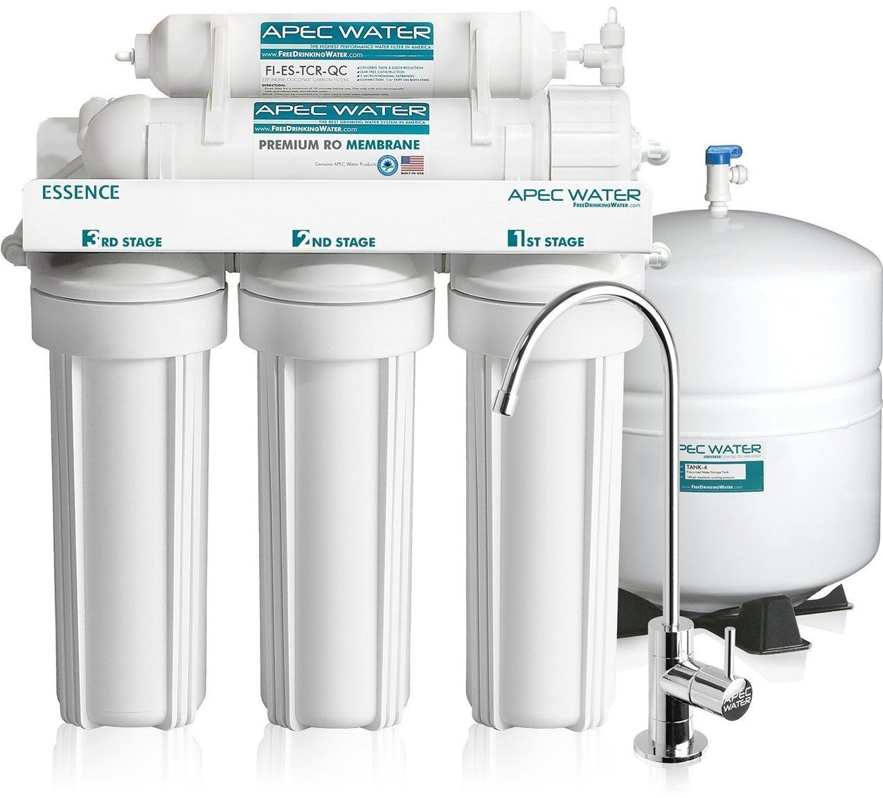 Apec Water Reverse Osmosis Water Filtration System Review