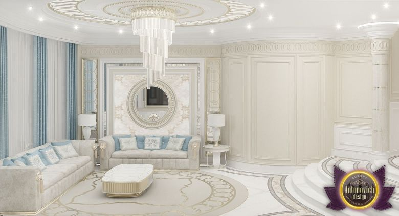 Living Room Design In Dubai Ras Al Khaimah Photo 2