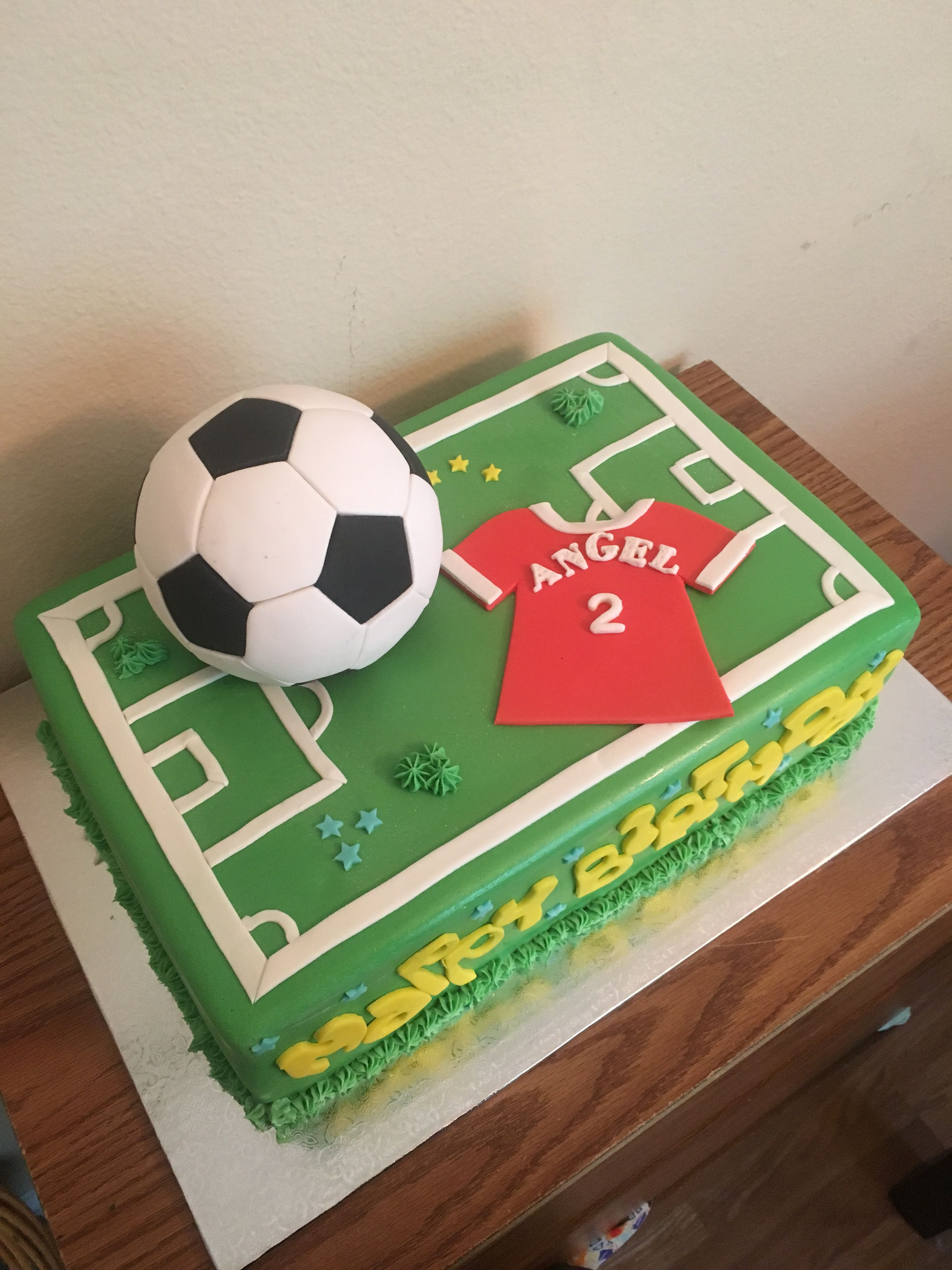 Pin by Jeyxire Mora on Soccer cake | Soccer cake, Cake ...