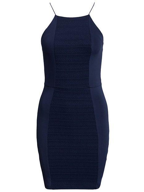 a0f351d80ac3 Tight Ass Hell Dress - Nly Trend - Petrol - Festklänningar - Kläder - Kvinna  - Nelly.com