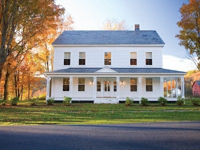 Stay in the Cooks Country farmhouse in Manchester Vermont Sleeps